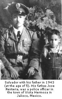 Salvador Renteria